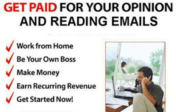 Make Money Online Working at Home
